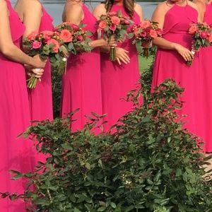 Jasmine Dresses - Jasmine Bridal Bridesmaid Georgette Gown